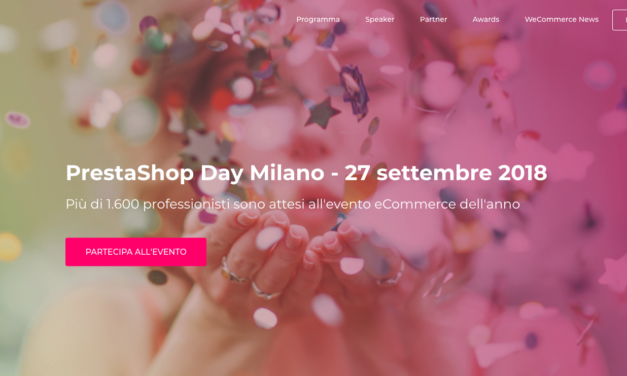 Prestashop day, l'evento e-commerce da non perdere